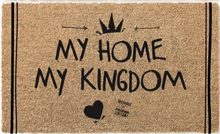MY HOME MY KINGDOM